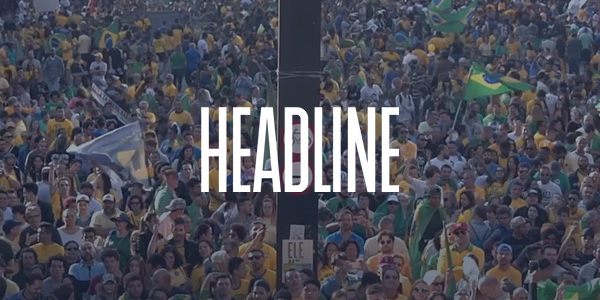 HDLN.com, a distribution platform for independent media, will make its debut in Brazil before going global.