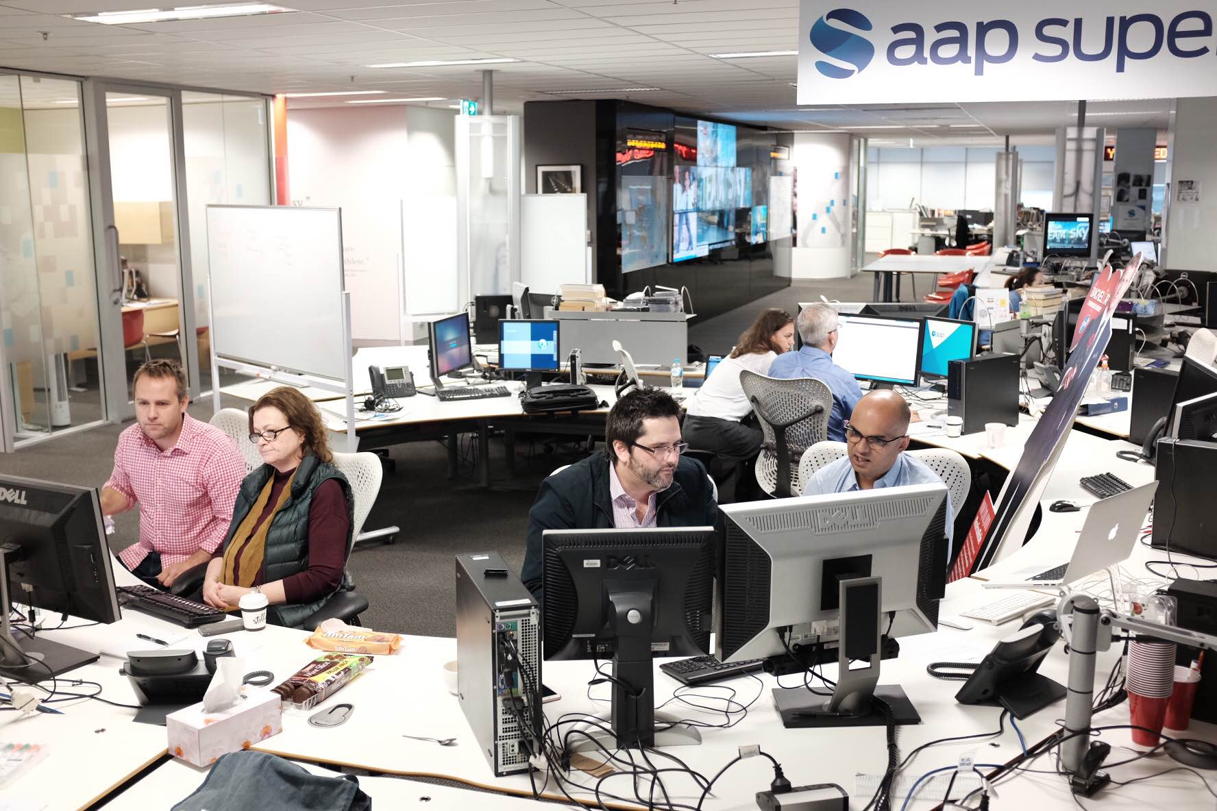 AAP journalists have created a new tool, called Agenda, that works with Superdesk to streamline editorial planning for client newsrooms.